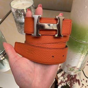 Hermès Belt 80
